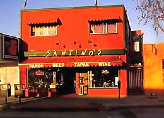 "Santino's Tapas & Grill ""Gutted"" By Blaze"