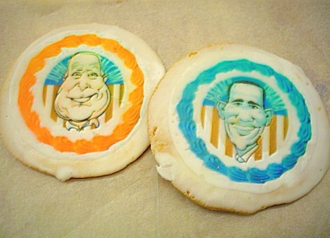 Election Cookies at Thee's