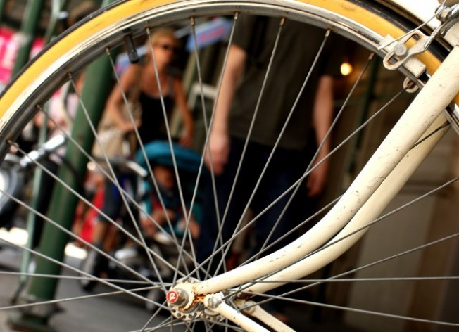 Bike Valet Awaits at Car-Free Earth Day Bash