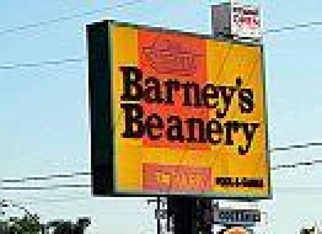 Stabbing at Barney's:  A kerfuffle started in Barney's...