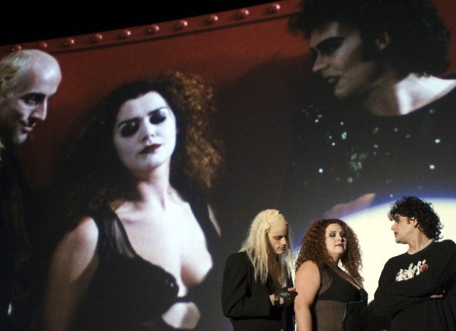 "SinsCon Sings in 35 Years of ""Rocky Horror"""