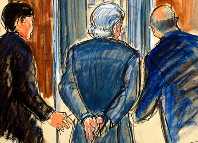 Bye Bye Bernie: Judge Jails Madoff After Guilty Plea