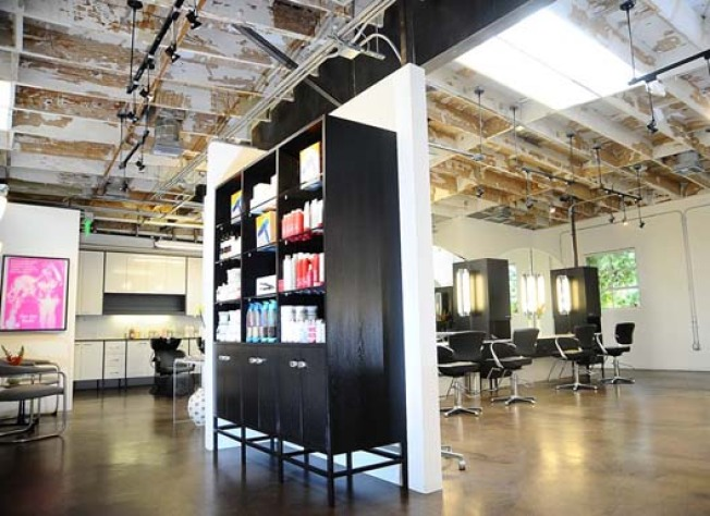 Beauty Bizz: Andy Lecompte Salon Opens in West Hollywood