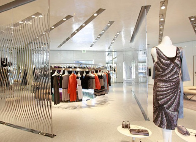 Now Open: Alberta Ferretti Debuts First US Flagship on Melrose