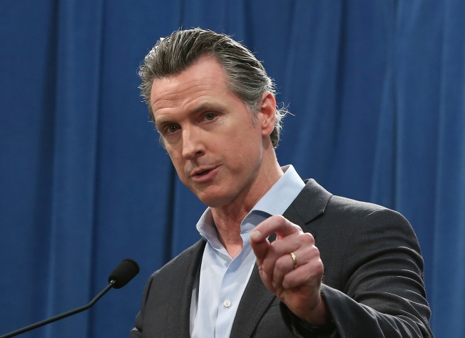 Gov. Newsom Plans to Scale Back California's High-Speed Rail Project