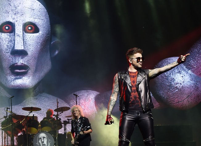 Adam Lambert Will Perform With 'Queen' Members at Oscars