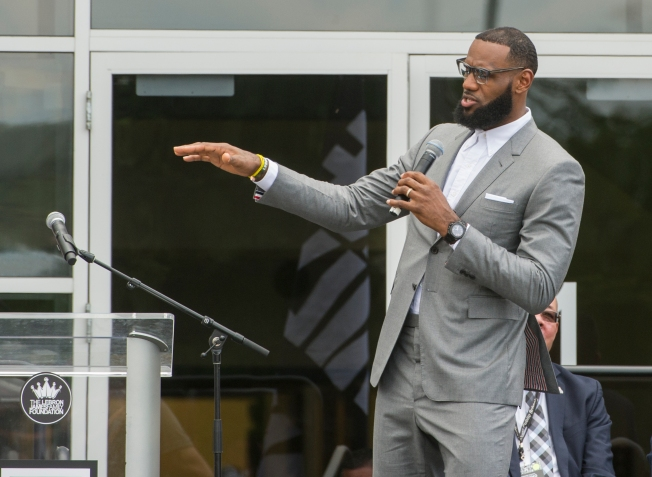 LeBron James Among Executive Producers on Showtime's 'Shut Up and Dribble'