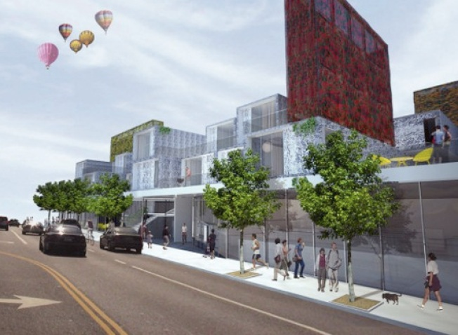 West Hollywood Walgreens Project Shrinks