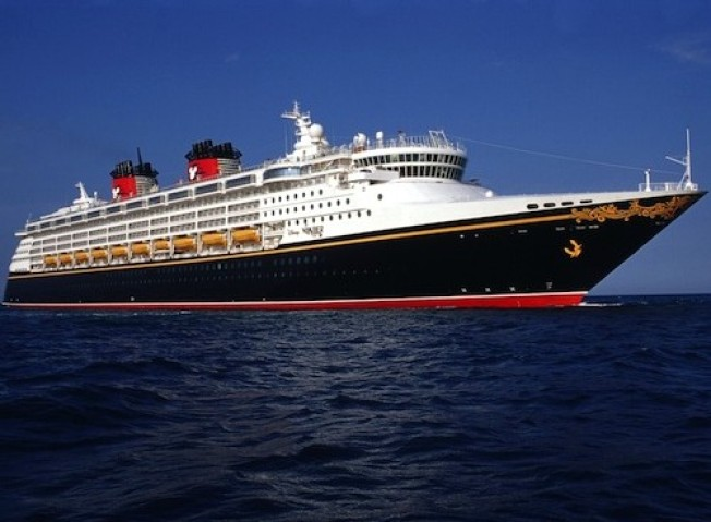 The Disney Wonder Goes West Coast