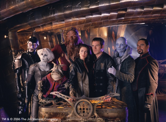 A Far Out 'Farscape' Costume Party Will Give Guests Exclusive Access to the Jim Henson Studio Lot