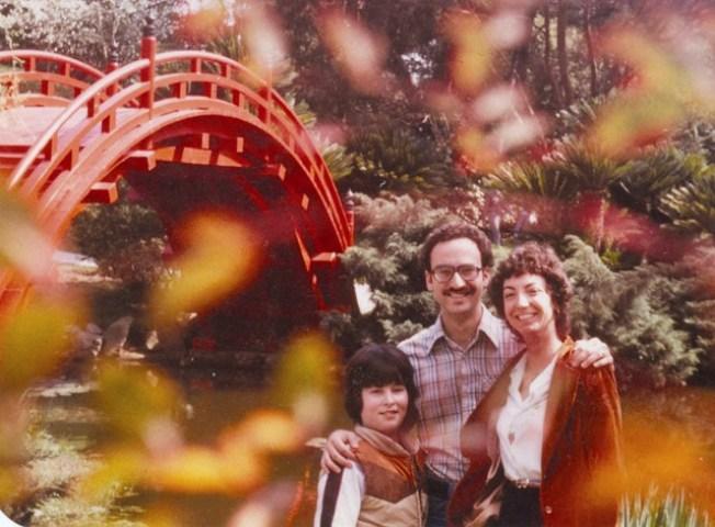 Family Memories, a Famous Garden