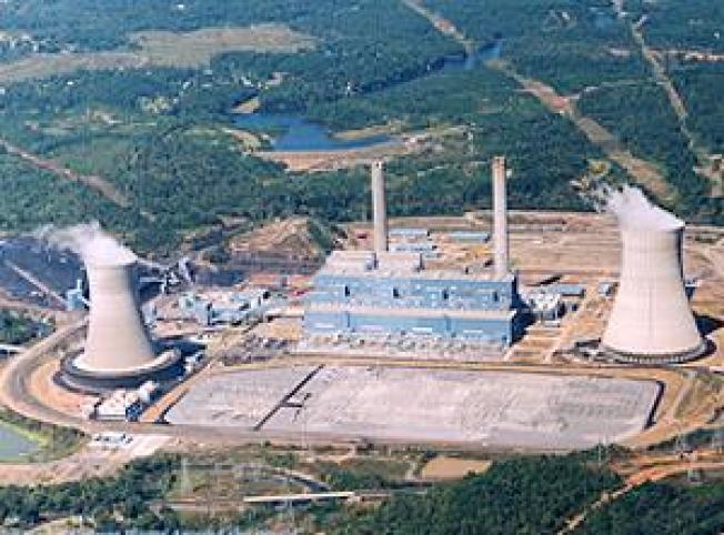 Mercury Emissions Up at Coal-Burning Power Plants