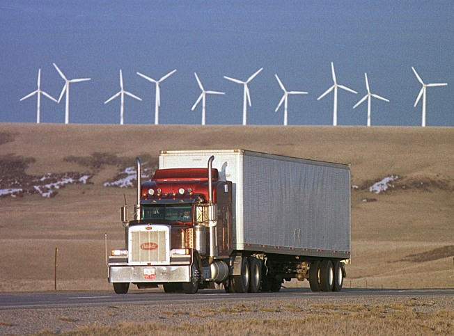 Are Desert Newcomers Angry at Truckers?