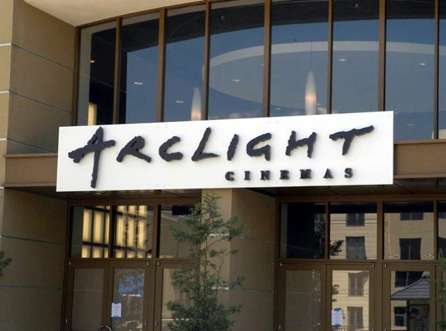 New Debut: ArcLight Pasadena