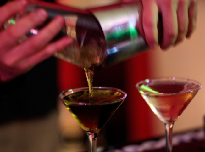 It's (Ice) Crunch Time for Aspiring Mixologists