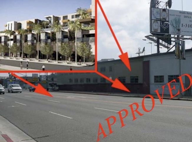 Food Fight at City Council! And La Brea Willoughby Project Approved