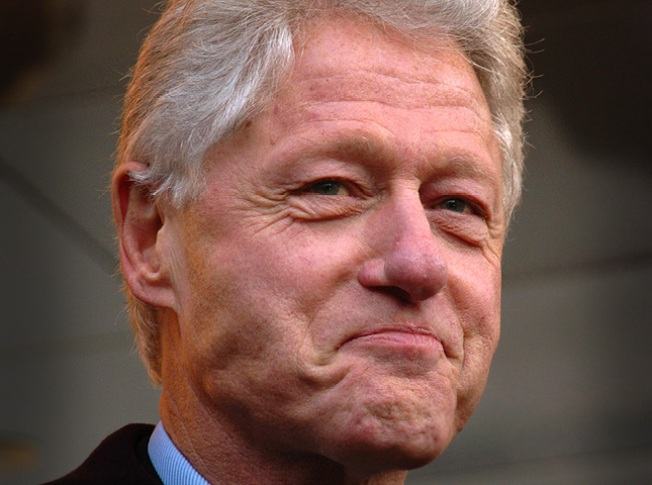 """Bill Clinton To Appear In """"The Hangover 2"""""""