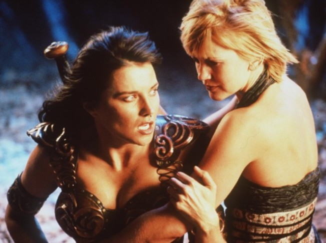 "Mythic Weekend: ""Xena"" Con"