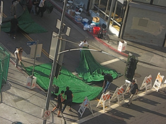 Unroll The Green Stuff: PARK(ing) Day is Here