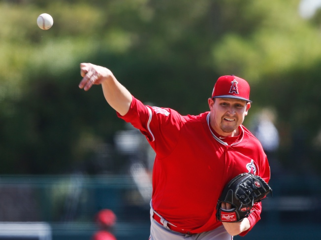 Angels' Pitcher Trevor Cahill Will Face His Former Team on Opening Day