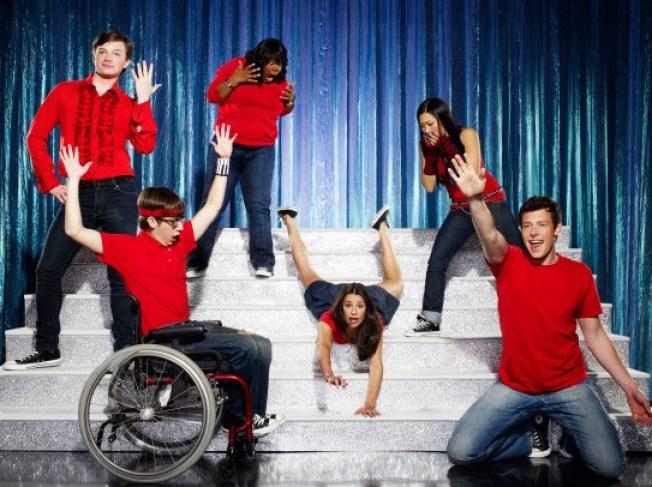"""Gleeful: Meet the Cast of """"Glee"""""""