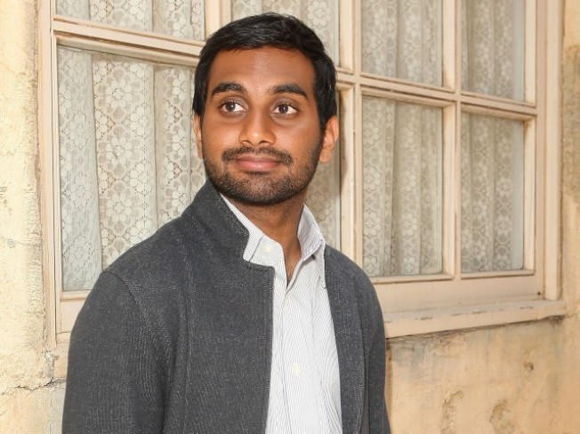 Aziz Ansari at Largo