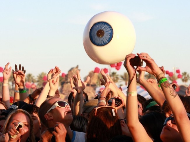 Coachella, Like How a Bird Sees It