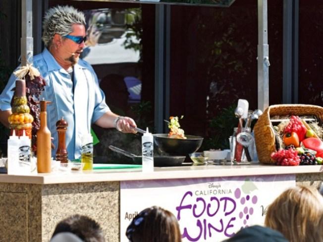 Foodies + Theme Park = Famous Fest