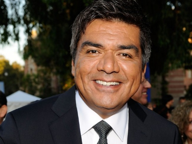 George Lopez Toasts Great Chefs of Los Angeles