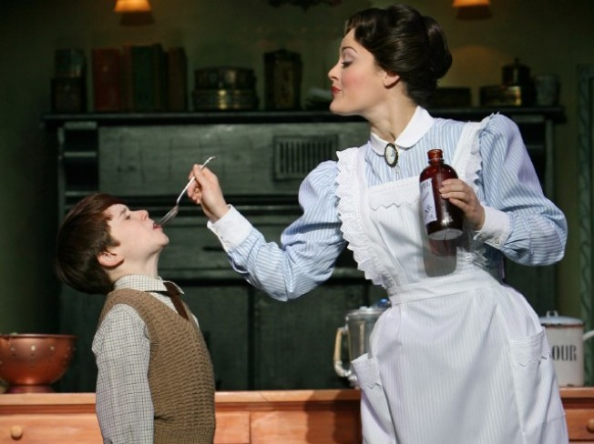 """Mary Poppins"" Alights at the Ahmanson"