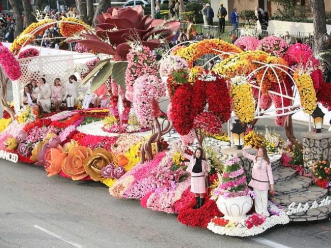 Flowery Fest Celebrates 121st
