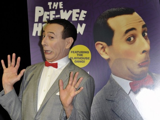 Pee-Wee's Big Day