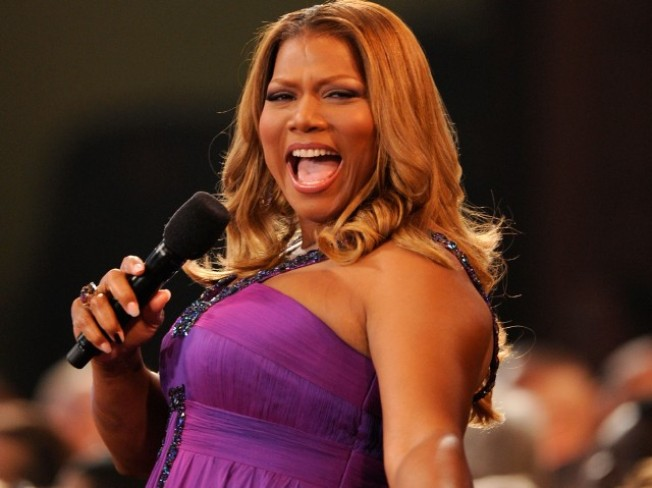 Queen Latifah Hosts People's Choice