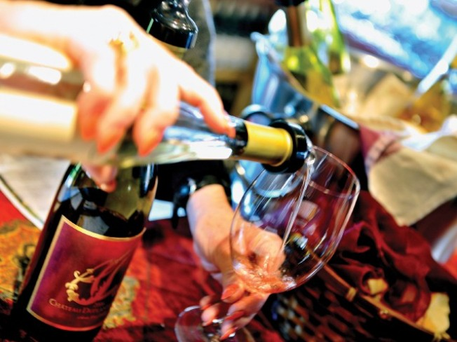 Worth the Drive: Santa Barbara County Vintners' Festival