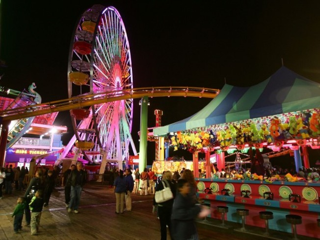 Happy 100th, Santa Monica Pier!