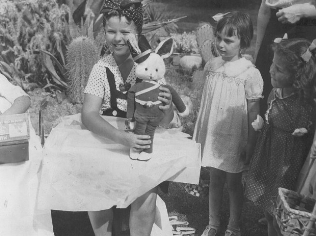 Worth the Drive: Holiday Where Shirley Celebrated Easter