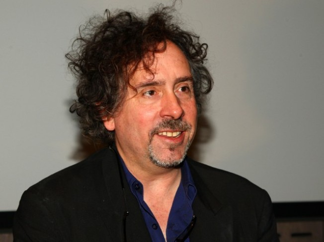 "Tim Burton Talks ""Alice"" at D23"