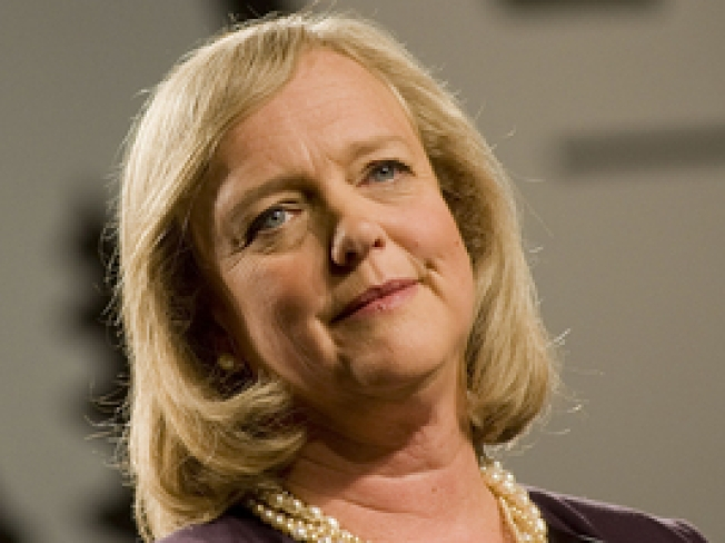 Meg Whitman has spent a record $140 million so far on campaign