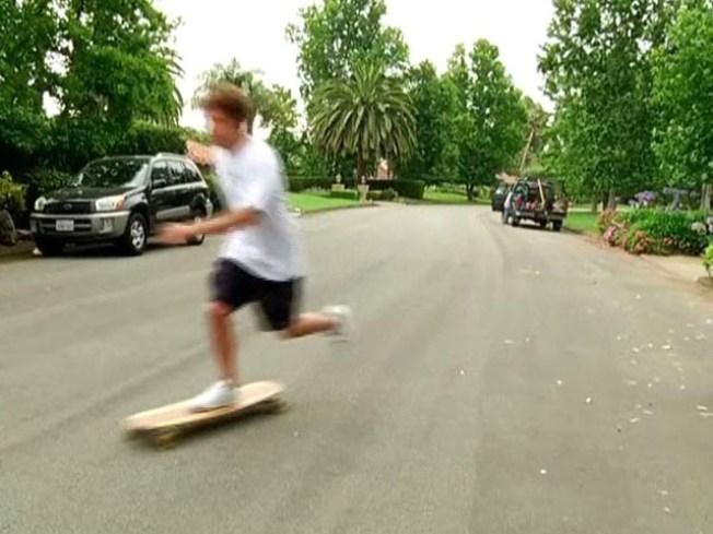 Laguna Beach Seeks Skateboarding Ban