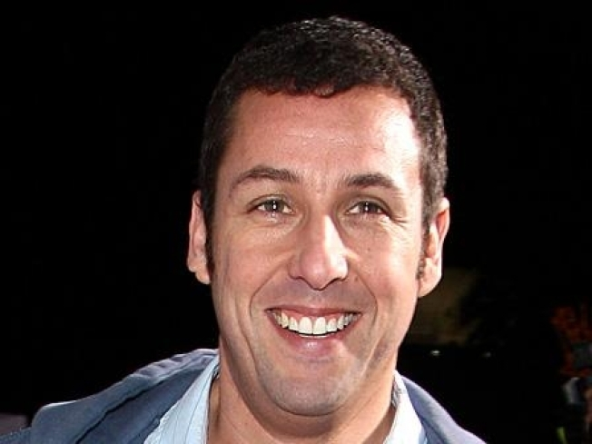 "Adam Sandler to Play Twins in ""Jack And Jill"""