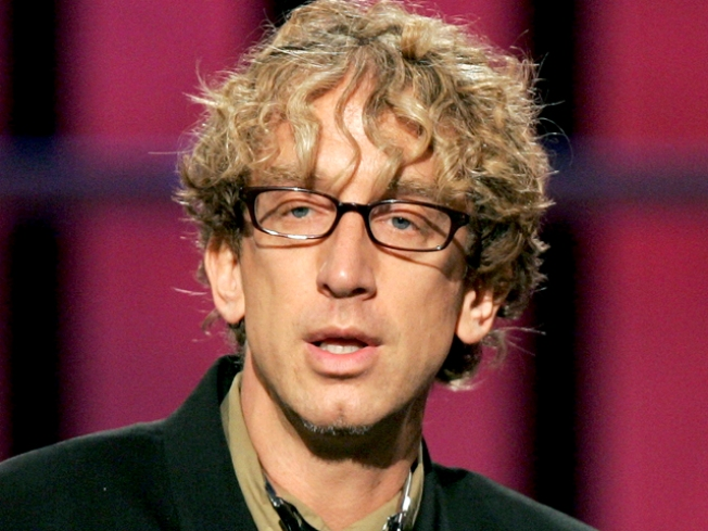 Andy Dick Charged With Felony Sexual Abuse