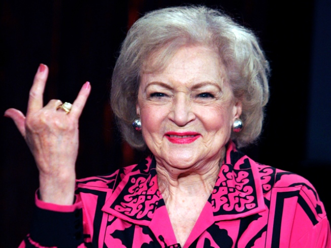Betty White Talks Men, Animals & Exercise