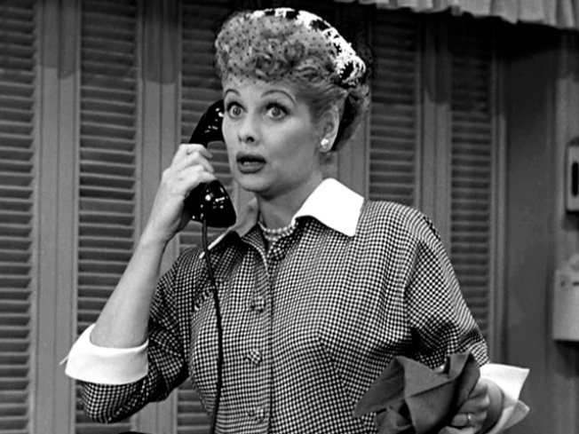 Lucille Ball at 100