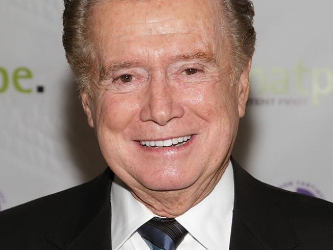 Regis Philbin to Stay on Air Through November