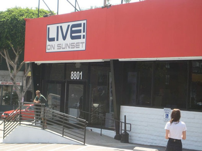 Now Open: Live! On Sunset Wants to Interact
