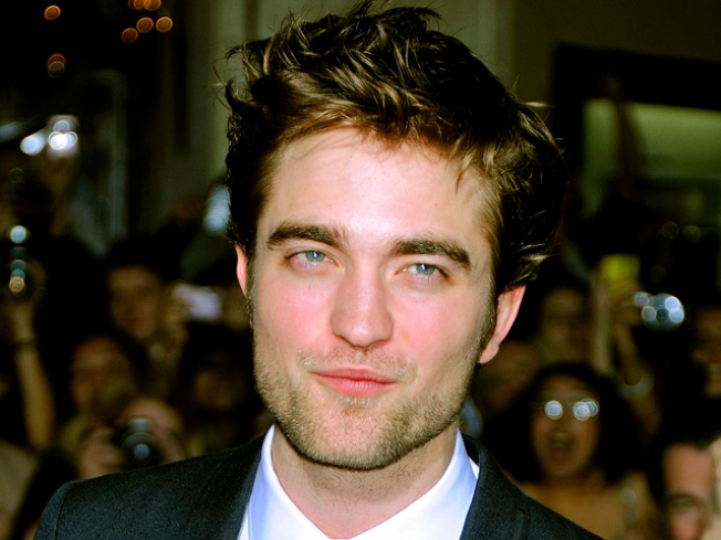 Robert Pattinson On His New Haircut Pillow Biting With Kristen