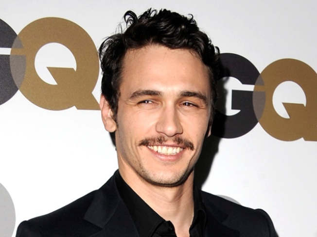 James Franco to Open New Art Exhibit in Germany