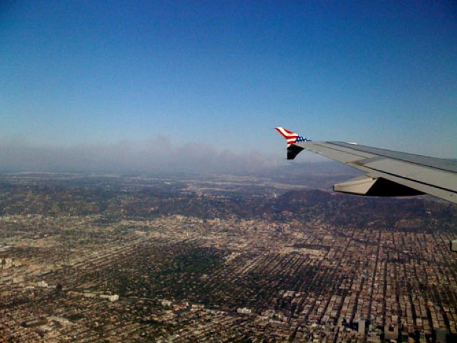 Snapped LA: Fire From the Sky