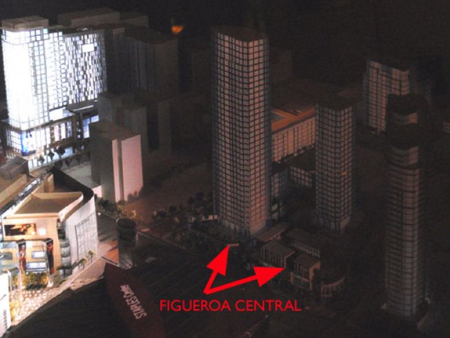 Figueroa Central (aka LA Central) Not Dead Yet