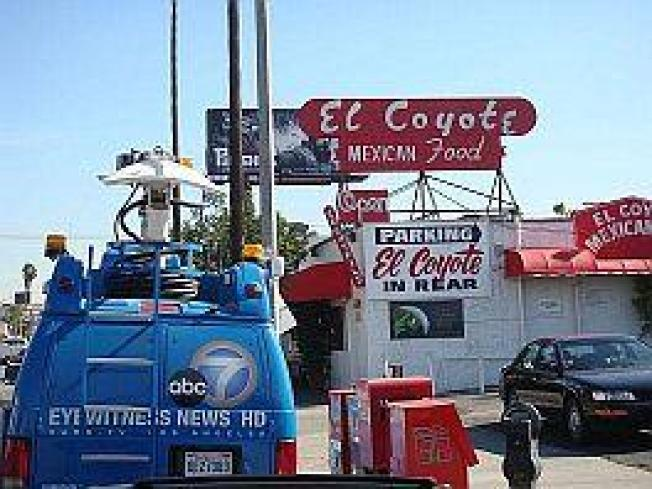 El Coyote Cont.: Press Conference Video, Protests, PR!
